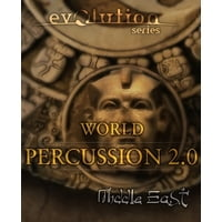 Evolution Series : World Percussion Middle East