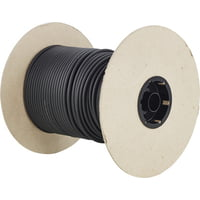 Stairville : DMX Cable Roll 3Pin 100m BK