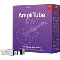 IK Multimedia : AmpliTube MAX