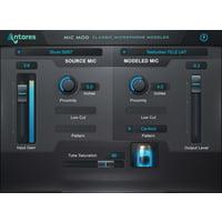 Antares : Mic Mod EFX