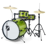 Millenium : Youngster Drum Set Green