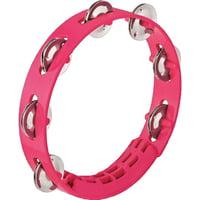 Nino : Kompakt ABS Tamburine Pink