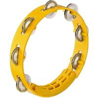 Nino : Kompakt ABS Tamburine Yellow