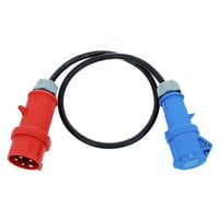 Stairville : CEE Adapter CEE blue-16A
