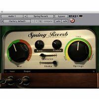 Softube : Spring Reverb