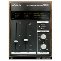 Softube : TSAR-1R Reverb