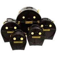 Hardcase : Drum Case Set HRockFus5