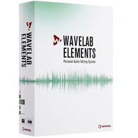 Steinberg : Wavelab Elements 9.5 EDU