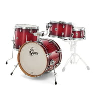 Gretsch : Catalina Club Jazz Crimson Bst