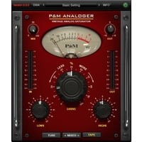 Plug And Mix : Analoger