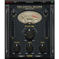 Plug And Mix : Digital Reverb