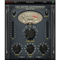 Plug And Mix : Retro Compressor