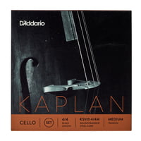 Kaplan : KS510 4/4M Cello Strings Med.