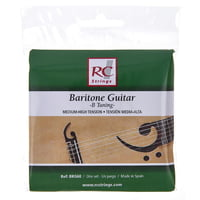 RC Strings : BRG60 Baritone Guitar Strings
