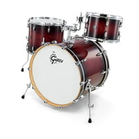 Gretsch : Renown Maple 2016 Rock II -CB