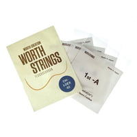 Worth Strings : CH-LGEX Tenor Ukulele Set