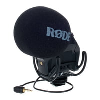 Rode : Stereo Video Mic Pro Rycote