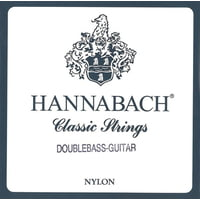 Hannabach : 841MT Double Bass-Guitar Str.