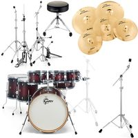 Gretsch : Catalina 7-piece Bundle SDCB
