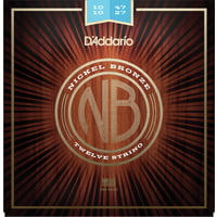 Daddario : NB1047-12 Nickel Bronze Set