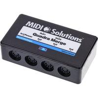 MIDI Solutions : Quadra Merge V2