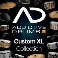 XLN Audio : Addictive Drums 2 Custom XL