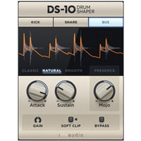 XLN Audio : DS-10 Drum Shaper