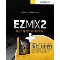 Toontrack : EZmix 2 + 6 Cards Bundle