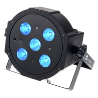 Fun Generation : SePar Quad LED RGBW IR