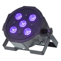 Fun Generation : SePar Quad LED RGB UV IR