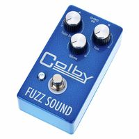 EarthQuaker Devices : Colby Fuzz Sound