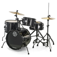 Ludwig : Pocket Kit - Black Sparkle