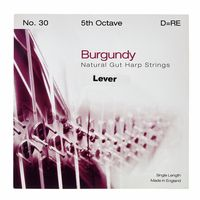 Bow Brand : Burgundy 5th D Gut Str. No.30