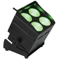 Eurolite : Akku UP-4 QCL Spot QuickDMX