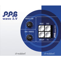Waldorf : PPG 3.V