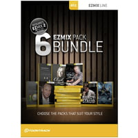 Toontrack : EZmix 6 Pack Bundle