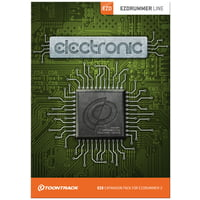 Toontrack : EZX Electronic