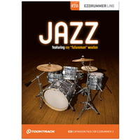 Toontrack : EZX Jazz