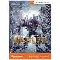 Toontrack : EZX Made of Metal