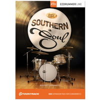 Toontrack : EZX Southern Soul