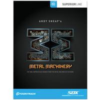 Toontrack : SDX Metal Machinery