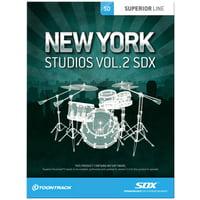Toontrack : SDX New York Studios Vol. 2