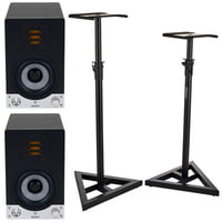 EVE audio : SC204 Stand Bundle