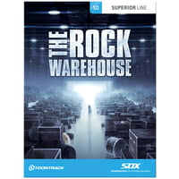 Toontrack : SDX The Rock Warehouse