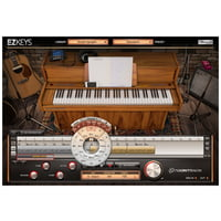 Toontrack : EZkeys Small Upright Piano