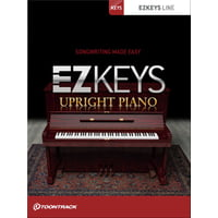 Toontrack : EZkeys Upright Piano