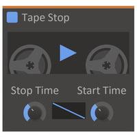 Kilohearts : Tape Stop