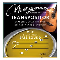 Magma Strings : GCT-E Classic Bass Strings