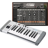 Swissonic : EasyKey 25 AAS Bundle