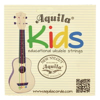 Aquila : Kids Multi Color Uke Strings